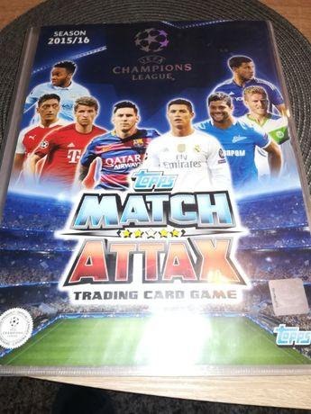 Album z kartami Champions League 2015/2016