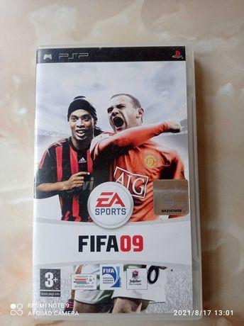 PSP.       FIFA 09