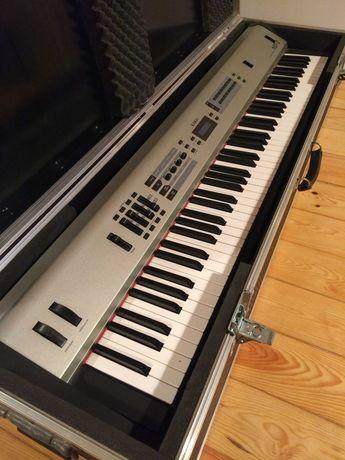 Stage piano Kawai MP4 + Flightcase