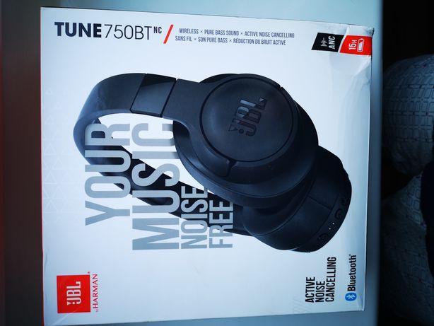 Słuchawki bluetooth JBL T750BT nc