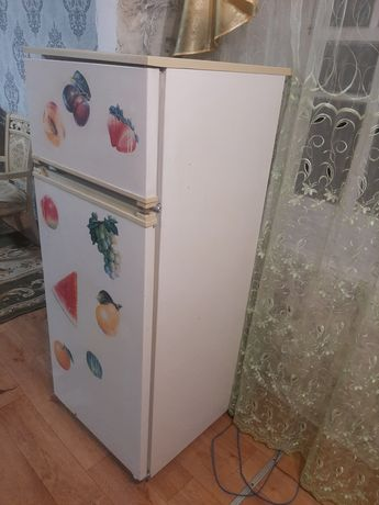 Рабочий двухкамерный Холодильник NORD