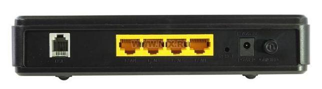 Маршрутизатор D-link DSL-2540U