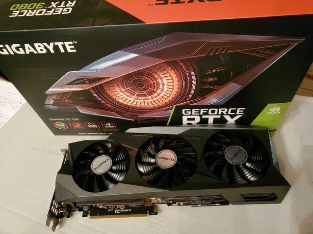 Gigabyte AORUS GeForce RTX 3080 Ti MASTER 12GB GDDR6X