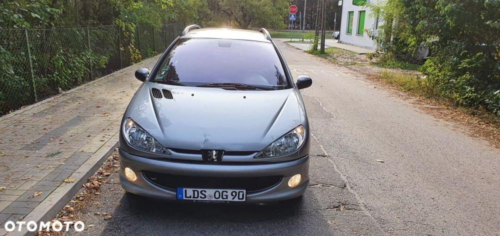 Peugeot 206 Peugeot 206 Automat Benzyna Соколец - изображение 1