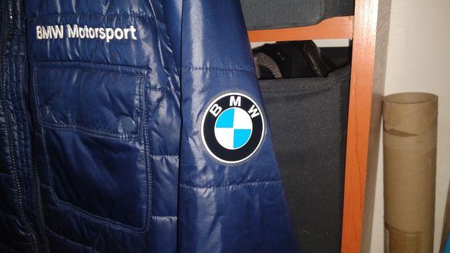 Kurtka wiatrówka Puma dla miłośników BMW