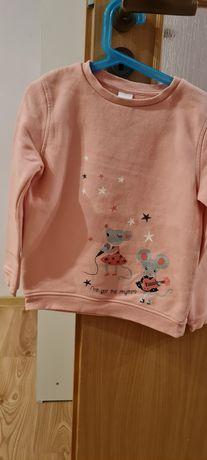 Bluza C&A dla dziewczynki rozmiar 128