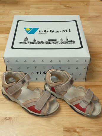 Sandałki sandały chłopięce roz. 32 VIGGAMI skóra