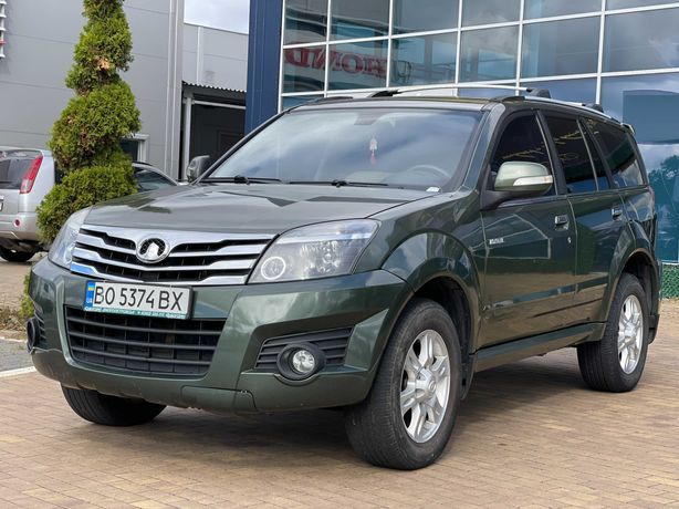 Great Wall Haval H3 2013