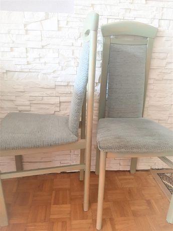 2 Krzesła tapicerowane