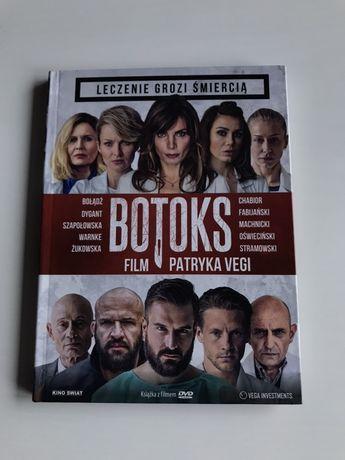 Książka z filmem DVD Botoks