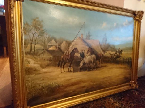 Obraz duży 170 cm
