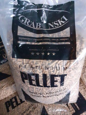 Najlepszy Pellet Olesno. Pellet Grabinski Drzewny pellet sosnowy.