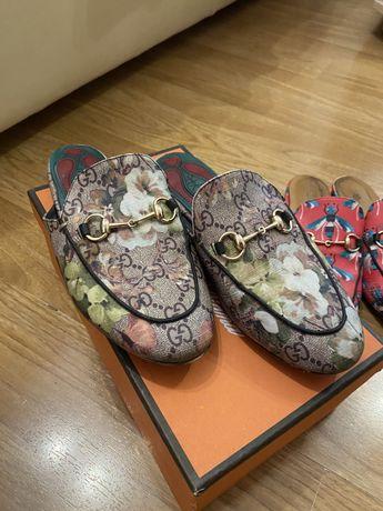 Мюли  Gucci 37 размер