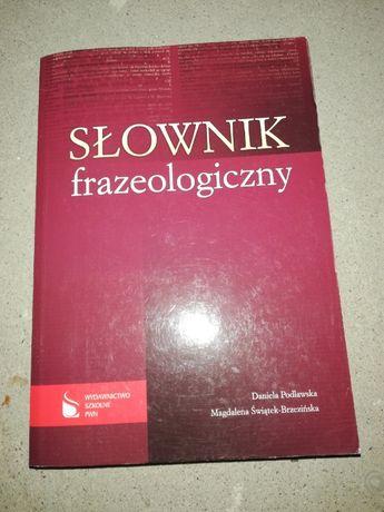 Słowniki Frazeologiczny, synonimów i antonimów