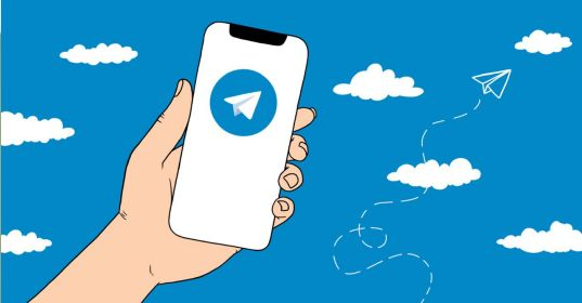 Видео курс про Telegram Телеграм