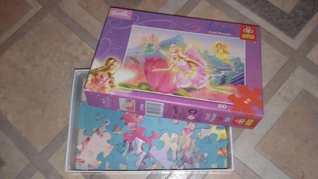 Puzzle dla dzieci 60 ELEMENTÓW TREFL
