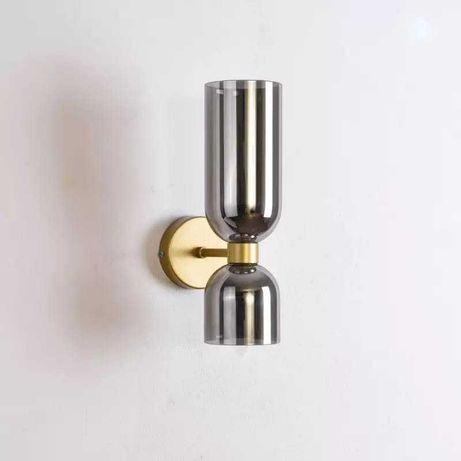 Lampa ścienna kinkiet nowoczesna E14