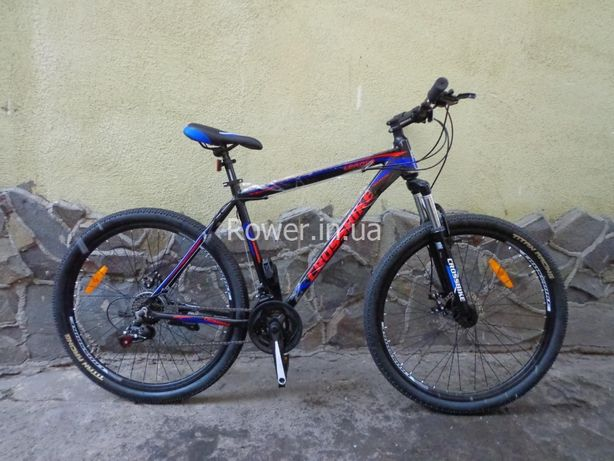 Хіт продаж! Новий алюмінієвий велосипед Cross 27,5 / Дискові гальма