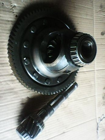 mechanizm walek posredni atak VW T5 1,9tdi skrzynia biegow