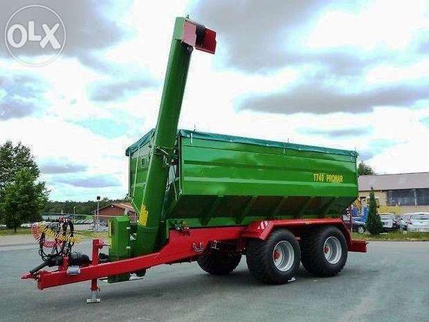 Wóz przeładowczy PRONAR T740 15,3 ton / 28 m³ DUŻY RABAT