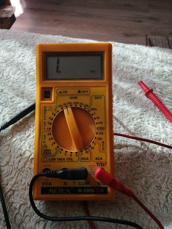 Miernik Metex M-3900 D/T