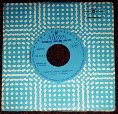 "Turewicz ~ CHEEK TO CHEEK HELLO DOLLY / The Girl From Ipanema 7"" WINYL"