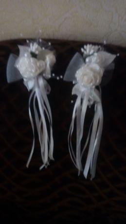 Свадебные букетики
