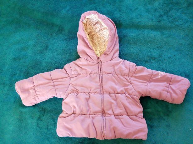 Куртка еврозима для девочки