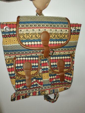 Bardzo ciekawy plecak