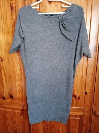 Tunika sweter bawełna kaszmir Hostar s / m