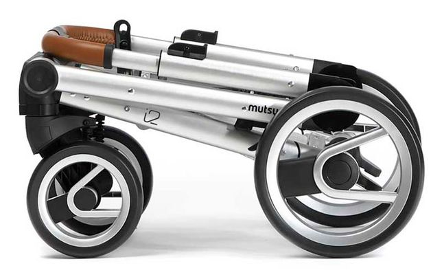 Mutsy i2 коляска-трансформер 2 в 1