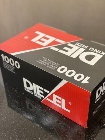 DIEZEL 1000 Гильзы для сигарет, Сигаретные гильзы, сигаретні гільзи
