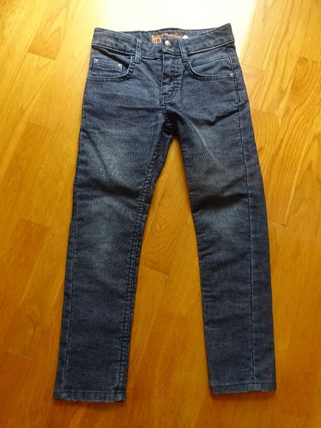 Spodnie sztruksowe KANZ rozmiar 116
