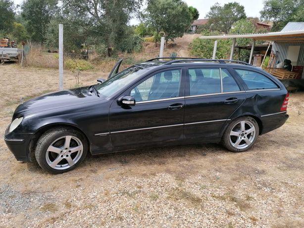 Mercedes C270 para peças