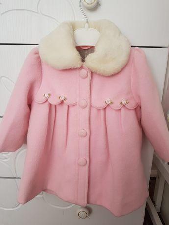 Пальто пальтишко оригинал 12м