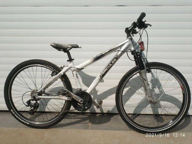 велосипед горный алюминий Hercules 26 Shimano Altus Германия Гарантия