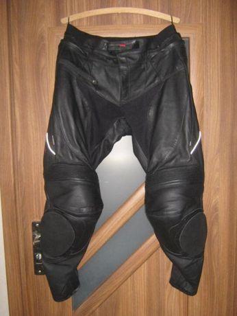 spodnie skórzane motocyklowe Halvarssons