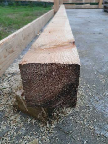 Belka drewniana 12x12 konstrukcyjne drewno