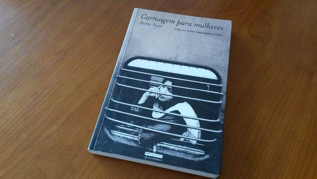 Livro Carruagem para Mulheres de Anita Nair