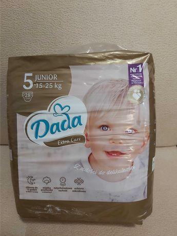 Подгузники dada extra care junior 5 (28шт.)