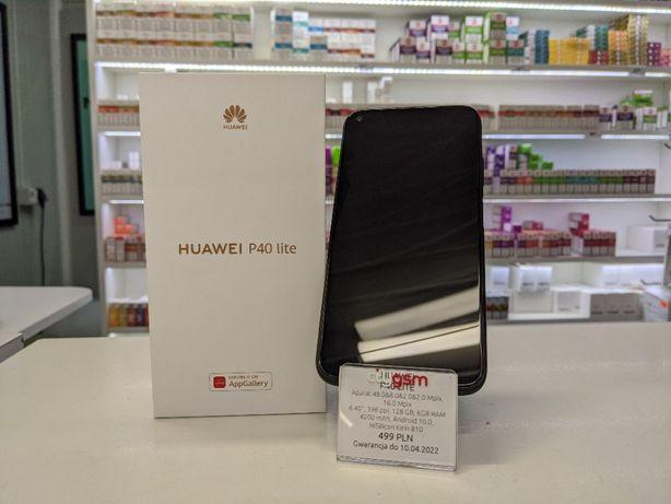 Huawei P40 Lite 6GB/128GB - Midnight Black [Sklep Kraków]