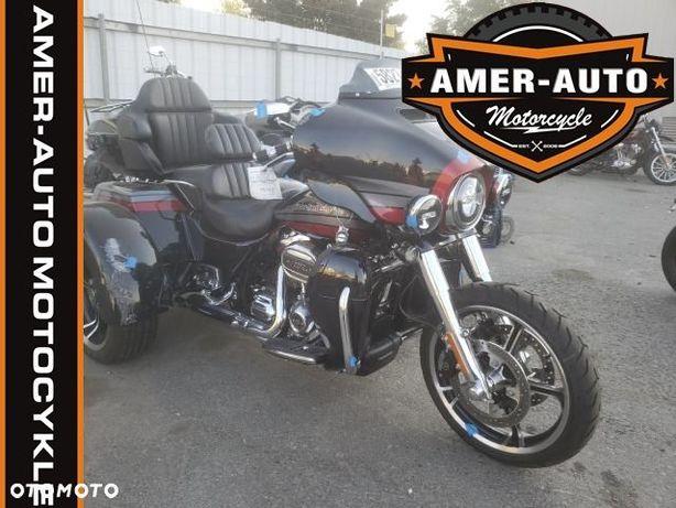 Harley-Davidson Electra Glide TRIKE Trajka FLHTCUTGSE CVO Screamin Eagle Amer Auto