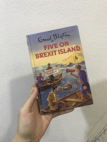 Книга на англйиском языке для подростков начинающих юмор