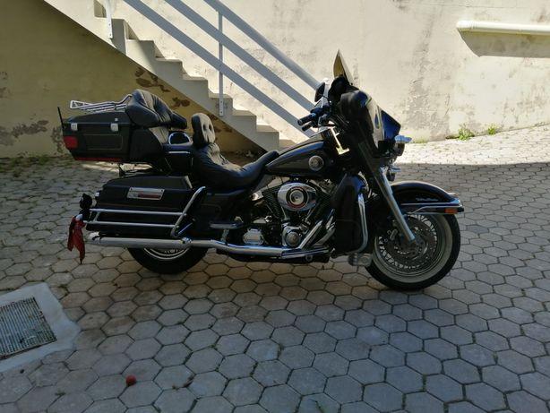 Harley Davidson ultra Electra classic
