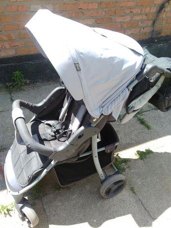 Детская прогулочная коляска 4Baby