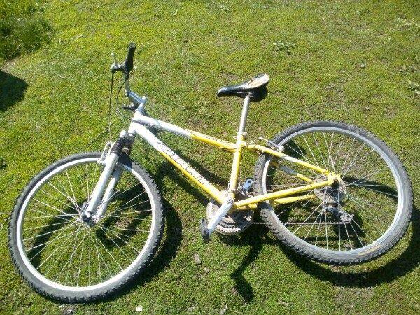 Велосипед GIANT, 26 колеса
