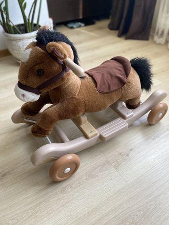 Лошадка-качалка кiddieland