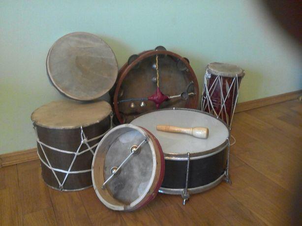Бубен музыкальный народный инструмент