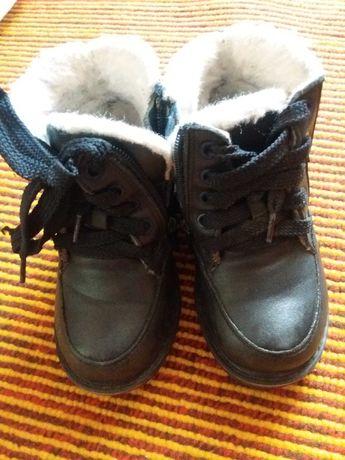 Зимові ортопедичні черевички