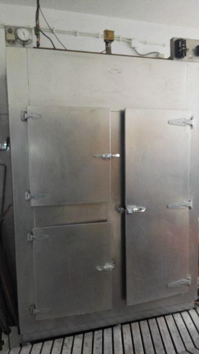 Vendo arca frigorífica em Inóx interior em mármore. Glória Do Ribatejo E Granho - imagem 1